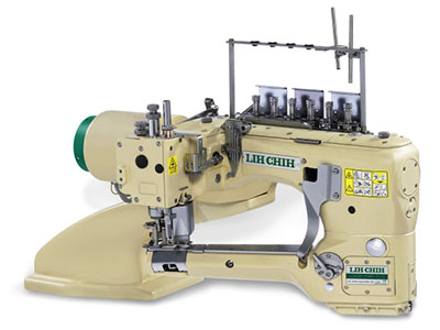 Industrial Interlock Sewing Machine - LC62D-12HR(S)