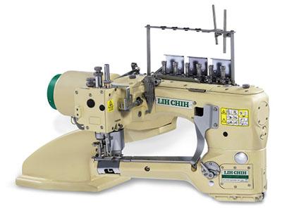 Industrial Interlock Sewing Machine - LC62D-12MR(S)-HSV/AS/EFV
