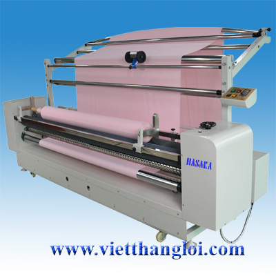 HS-125S-ED-SD Auto Edge Aligment Fabric Rolling Machine