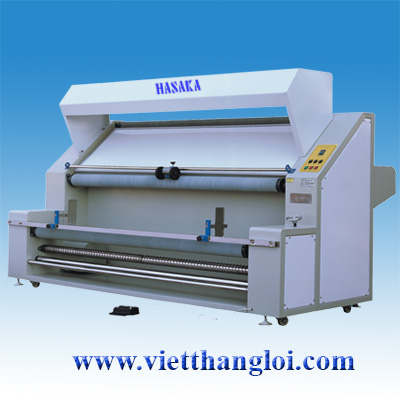 Knit Fabric Inspection Rolling and Loosening Machine