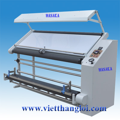 Steam Humidification Fabric Inspection and Loosening Machine