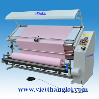 Knit Fabric, Woven Forward and Backward Fabric Inspection Machine