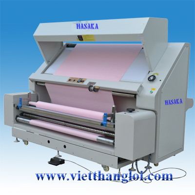 Multifunctional Fabric Inspection Machine With Auto Egde Alignment