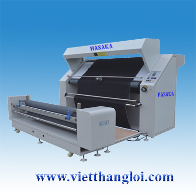 Auto Edge Alignment, Nonstretch Fabric Rolling Edge Alignement and Inspection Machine