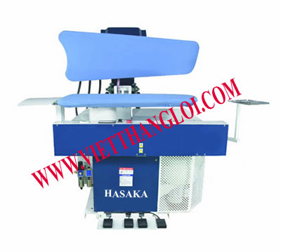 Universal ironing machine