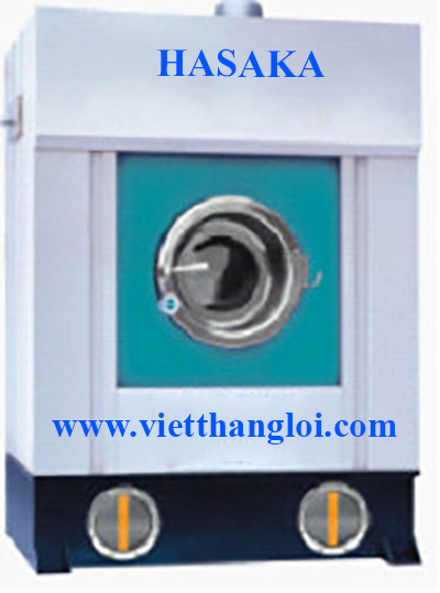 Series washer-extractor dryer