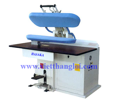 Manual Utility Press equipped with boiler