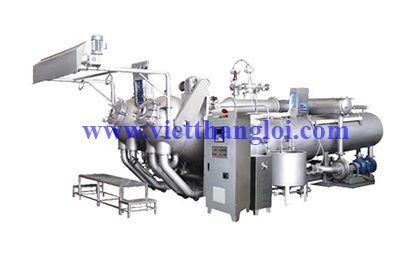 Rapid Dyeing Machine