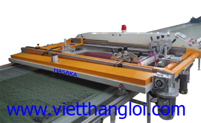 Flat Automatic Printing Machine