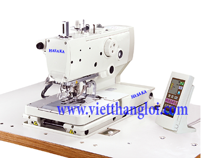 High-speed Electronic Eyelet Button Hole Sewing Machine
