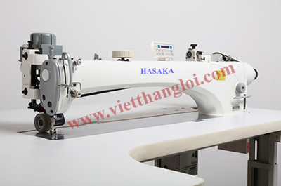 SUPER LONG ARM TEMPLATE SEWING MACHINE