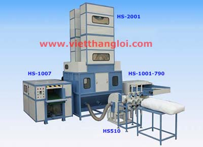Fully Automatic Sofa Cushion Filling Line