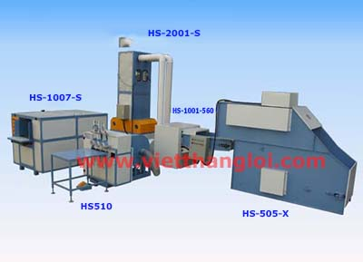 Fully Automatic Sofa Cushion Mixing Dosage Filling Line