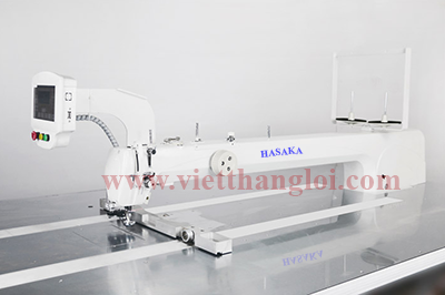 SUPER SPACE AUTOMATIC TEMPLATE SEWING MACHINE