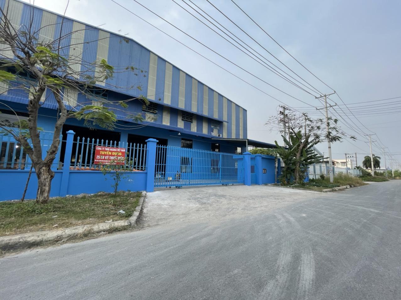 Nhà máy sản xuất nồi hơi điện