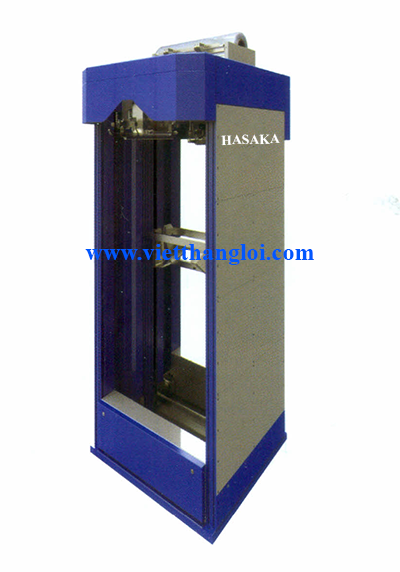 Hệ thống sơ mi - Máy Thổi Phom